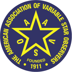 American Association of Variable Star Observers - AAVSO logo