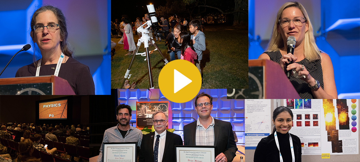 Videos Available from the 235th AAS Meeting