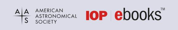 AAS-IOP ebooks header