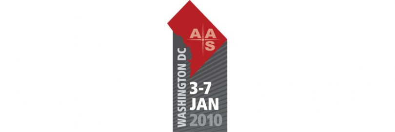 The 215th AAS meeting was held 3-7 January 2010 in Washington, DC.