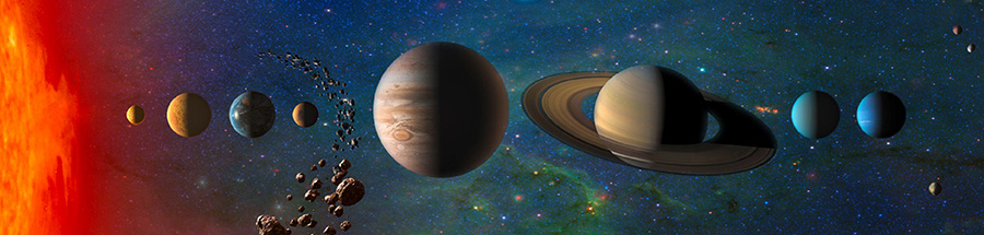 Decadal Survey of Planetary Science and Astrobiology Promo Banner