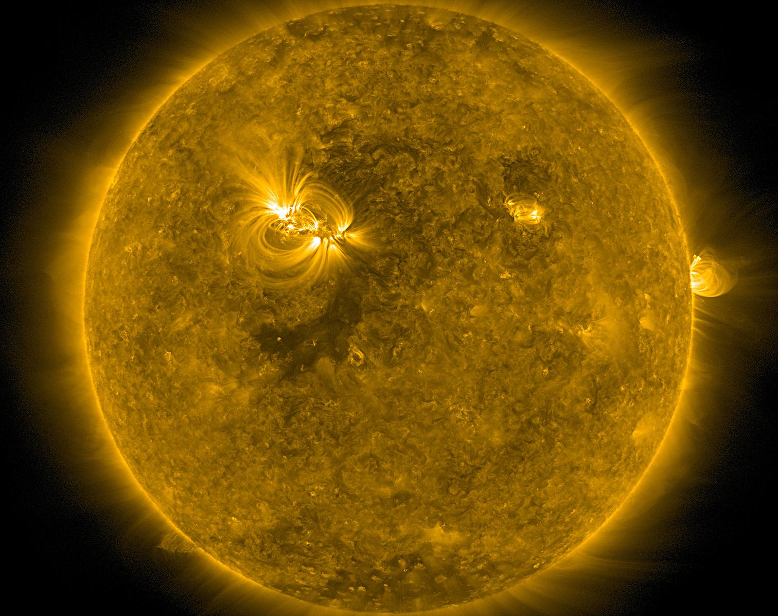 Solar Dynamics Observatory image of the Sun