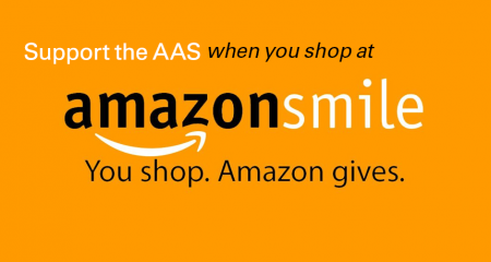 Support the AAS when you shop at AmazonSmile